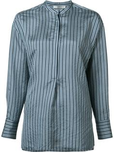 полосатая блузка Vince