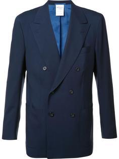 двубортный пиджак Kiton