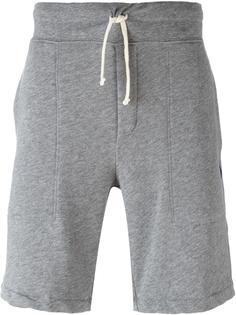 спортивные шорты с поясом на завзяках Polo Ralph Lauren