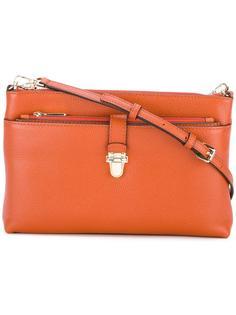 сумка через плечо с карманом на молнии Michael Michael Kors