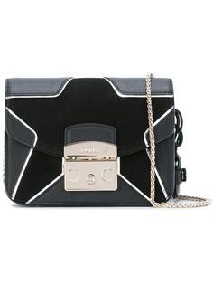 сумка через плечо со звездой Furla