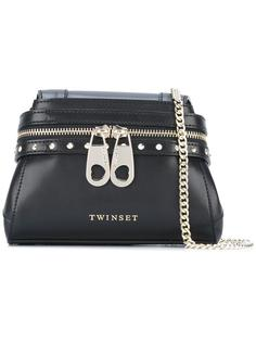 сумка на плечо на молнии Twin-Set