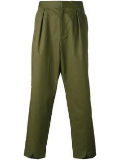 классические брюки свободного кроя J.W.Anderson