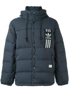 куртка в мелкую полоску Adidas Originals