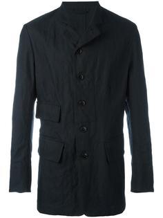 multiple flap pockets jacket Ann Demeulemeester Grise
