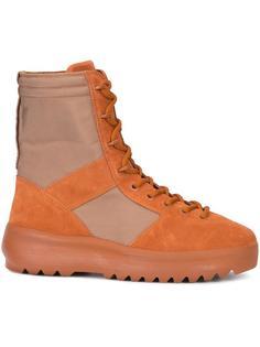 ботинки на шнуровке Yeezy