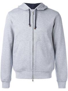 zip up hoodie Brunello Cucinelli