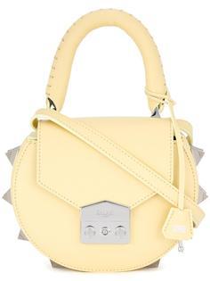 studded mini shoulder bag Salar