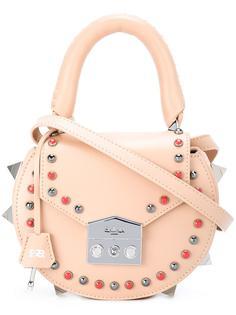 round stud shoulder bag Salar