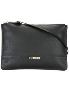 top zip crossbody bag Twin-Set