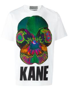 Pansy T-shirt Christopher Kane