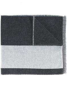 двухцветный шарф McQ Alexander McQueen