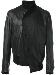 Lare bomber jacket Ann Demeulemeester Grise