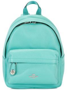 front pocket mini backpack Coach