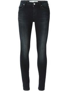 джинсы кроя скинни   Iro