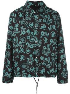 куртка с растительным принтом Ami Alexandre Mattiussi