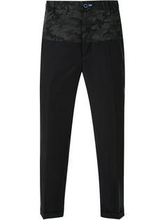брюки с камуфляжным принтом  Guild Prime