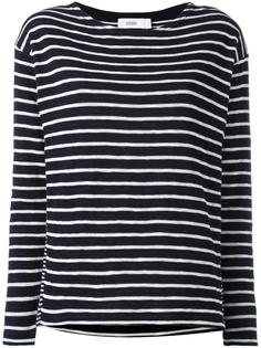 striped top Closed