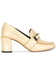 stud detail loafer pumps Fendi