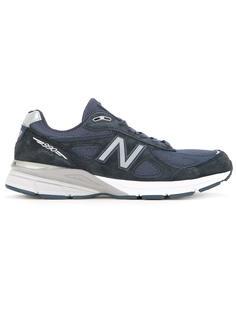 кроссовки с заплатками  New Balance