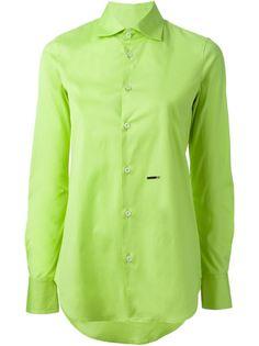 классическая рубашка Dsquared2