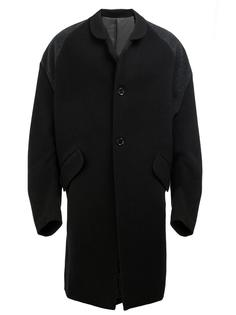 flap pocket coat Christopher Nemeth
