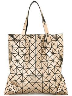 сумка-тоут с отделкой металлик Bao Bao Issey Miyake