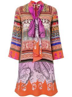 платье с завязками на бант Etro