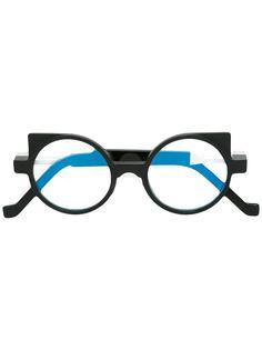 очки с круглой оправой Vava