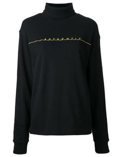 Authentic turtleneck sweatshirt G.V.G.V.