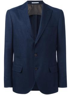 пиджак с заостренными лацканами Brunello Cucinelli