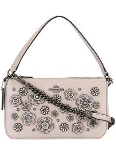 декорированная сумка-тоут Coach