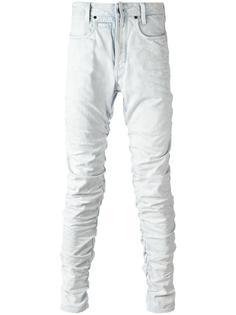 джинсы с присборенной отделкой G-Star