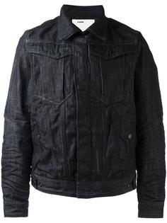 джинсовая куртка G-Star