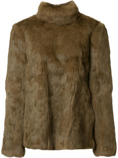 меховая куртка с застежкой на спине Vanessa Seward