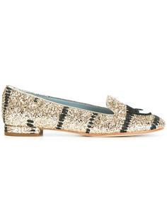 #findmeinwonderland slippers Chiara Ferragni