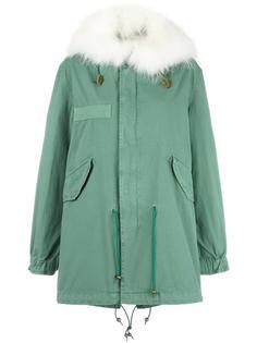 mid parka coat Mr & Mrs Italy