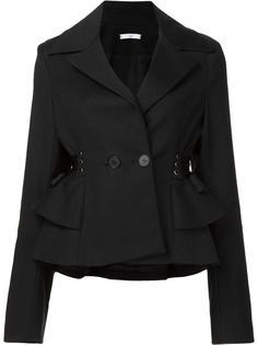 куртка Twill Laced Peplum Tome
