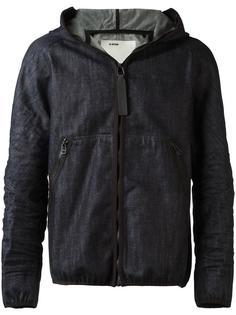 джинсовая куртка на молнии G-Star
