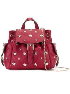 мини-рюкзак с заклепками Red Valentino