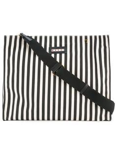 полосатая сумка Marni