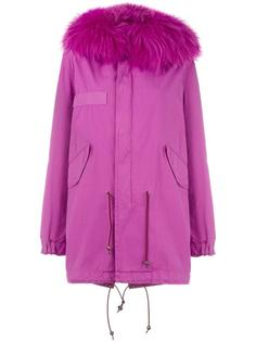 Bouganville mid parka coat Mr & Mrs Italy