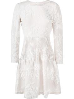 приталенное расклешенное платье Kiera Huishan Zhang