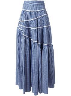 асимметричная юбка Jourden