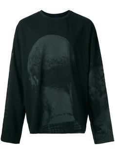 head print sweatshirt Juun.J