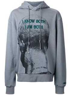 embroidered hoodie Juun.J