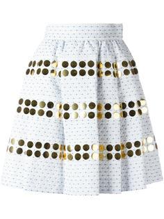 юбка с присборенной отделкой Jourden