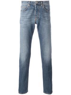 зауженные джинсы Eleventy