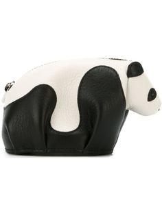 кошелек для монет в виде панды Loewe