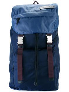 рюкзак с двумя пряжками Marni